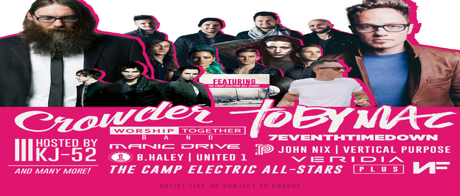camp electric line up 2015 be cray the digital breakdown